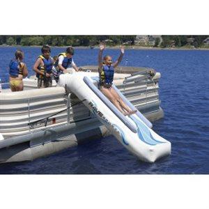 pontoon slide