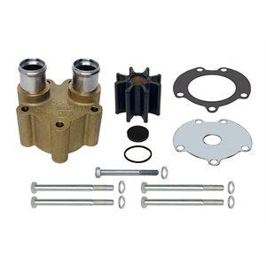 Kit de réparation en laiton pour pompe à eau Bravo