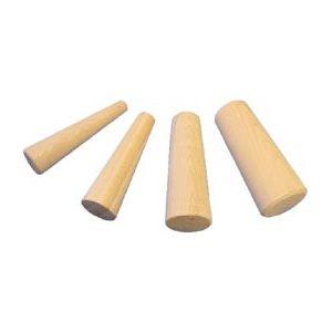 Wood Plugs (Pkg 4)