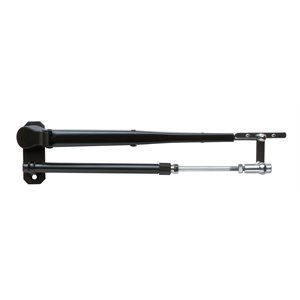 ADJUSTABLE ICE WIPER ARM PANTOGRAPH