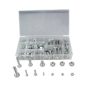475pc Metric Nut and Bolt Set