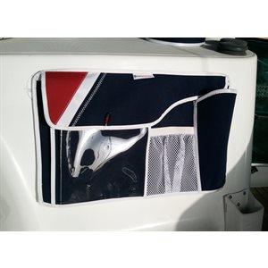 suction cups cockpit bag