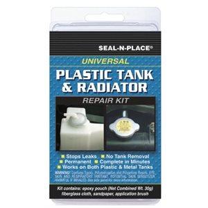 plastic tank and radiator repair kit