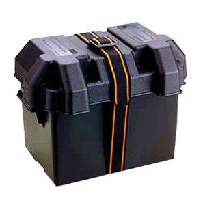 boîte de batterie