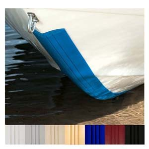 keel guard 6' white