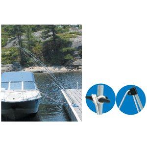 Replacement Mooring Whip 12'