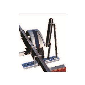 guides de chargement avec rouleaux latéraux