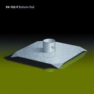 bottom pads