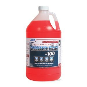 antifreeze for engine storage, -100f, non-toxic, 1gal