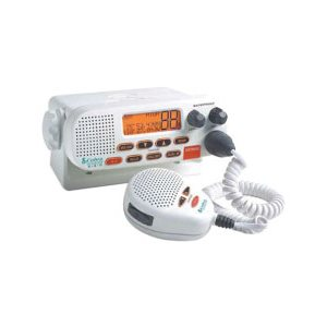 25 watt class-d fixed mount vhf radio - white
