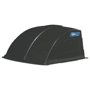 camco roof vent cover-black