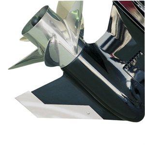 skeg pro protector boat parts damage protection keel guard