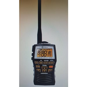 MR HH150 Floating VHF Handheld Marine Radio