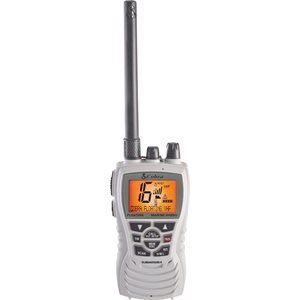 6 Watt Floating Vhf Radio (white)