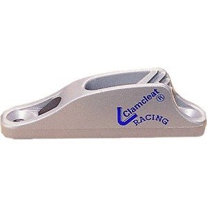 "Racing Major Cleat for 1 / 2""-5 / 8"" rope."