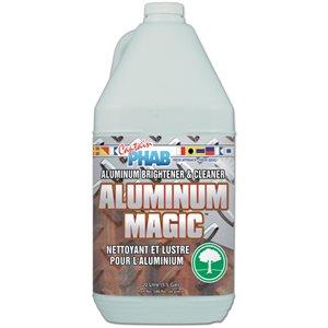 NETTOYEUR ALUMINIUM MAGIC  / 4L