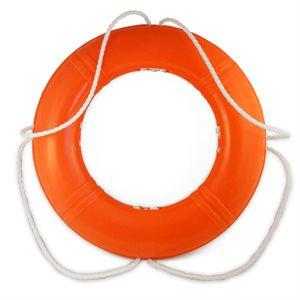 "Anneau de Sauvetage 24"" Orange"