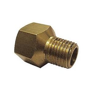 adaptateur-reducteur fem 3 / 8 -male ¼
