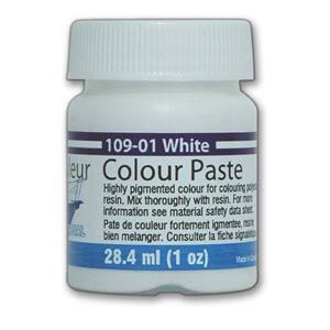 color paste - white, 1oz