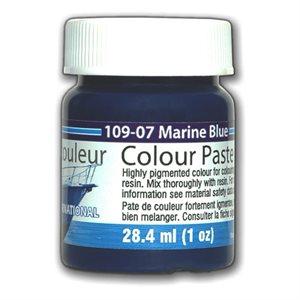 color paste- marine blue 1oz
