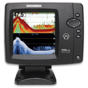 fishfinder 596c hd di