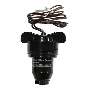 replacement motor cartridge-750gph