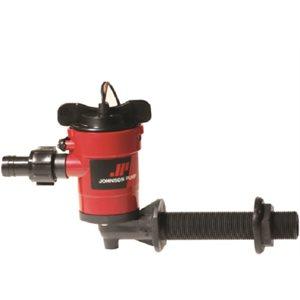 500 GPH cartridge Aeretor pump, 90o