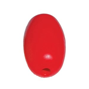 floats (red)