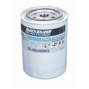 filtre à huile quicksilver