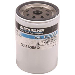filtre à huile quicksilver haute performance
