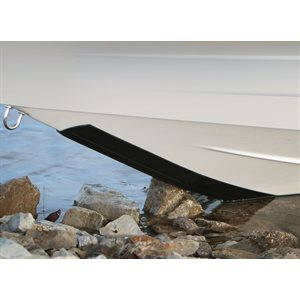 KEEL GUARD 10' WHITE
