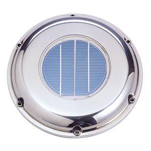 solar powered ventilator