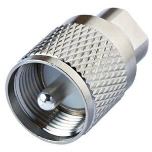 connecteur rapide pl259 pour cable rg58