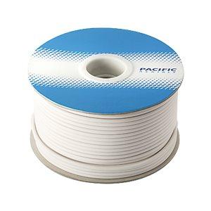 câble rg-5a / u coaxial blanc