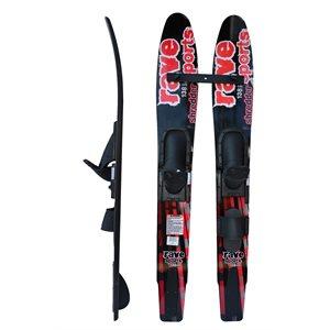 jr. shredder combo water skis