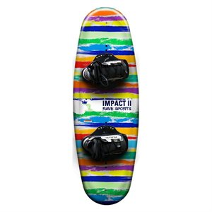 IMPACT 2 WAKEBOARD WITH CHARGER BOOTS