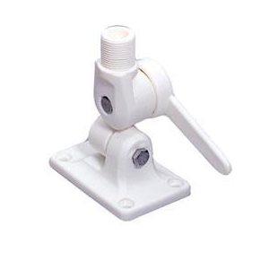 anntenna mount white nylon