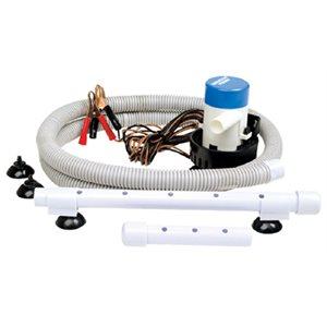 12v aeration / pump system