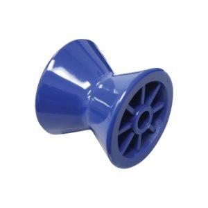 "4"" bow roller -½"" shaft"