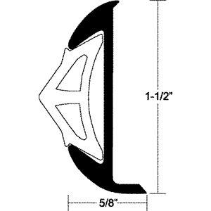 "moulure d""aluminium 12'"