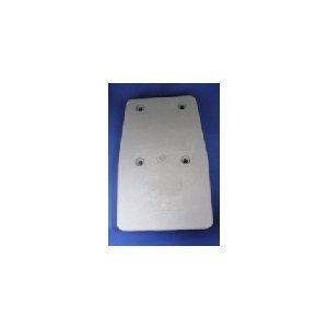 plastic motor mnt board