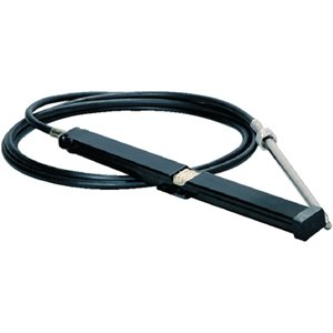 steering cable 16'