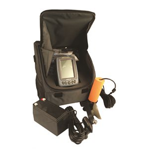 FISH FINDER FLOATING OR TRANSOM TRANSDUCER PORTABLE