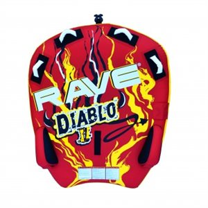diablo ii - 2 rider towable
