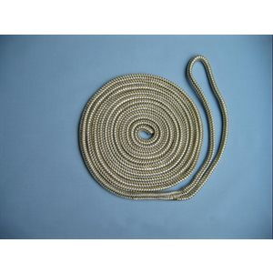 "amarre nylon tressé double 3 / 8"" x 20' or"