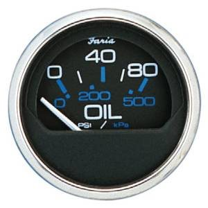 chesapeake ss black oil pressure gauge