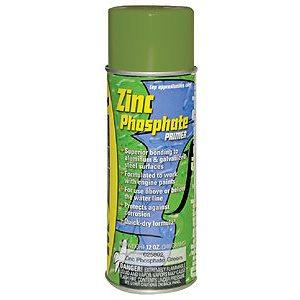 Apprêt au phosphate de zinc vert