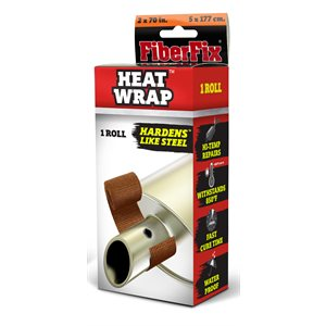 "FIBERFIX 2"" HEAT WRAP"