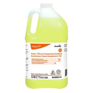 Bain de trayon à base de digluconate de chlorhexidine 3,78 L