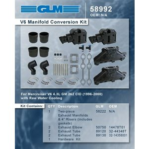 KIT de CONVERSION V6 1996-00